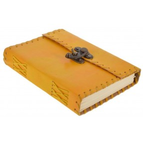 handmade-paper-journal-yellow